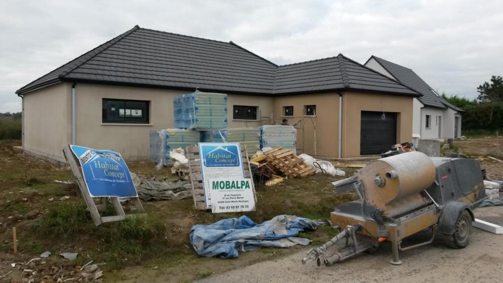 Construction d'une maison à La Capelle-les-boulogne (62360) - Photo 3