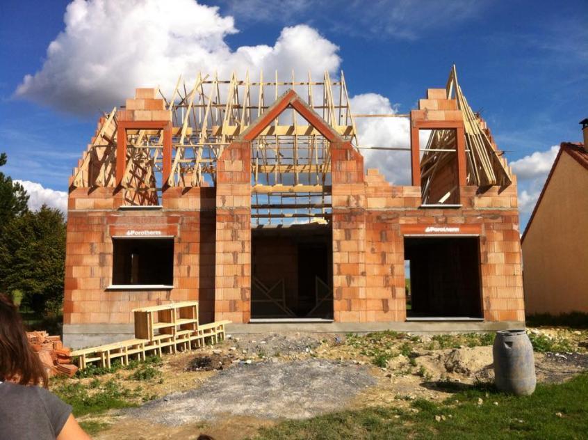 Construction d'une maison à MESNIL-BRUNTEL (80200)
