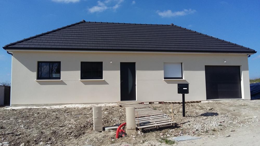 Construction d'une maison à Molliens-au-bois (80260) - Photo 1