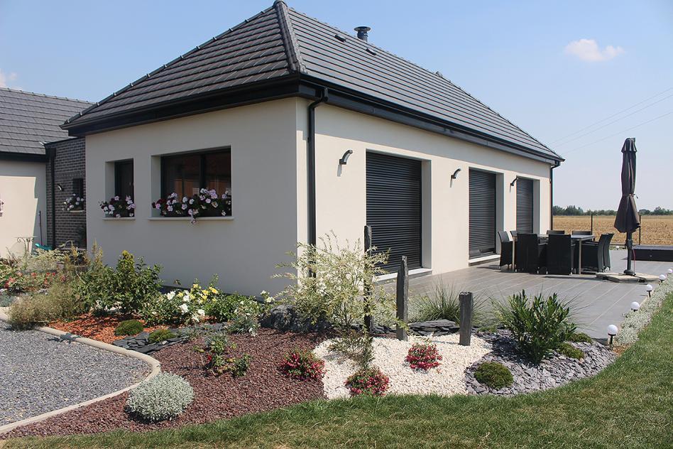 Construction d'une maison à OROER (60510)