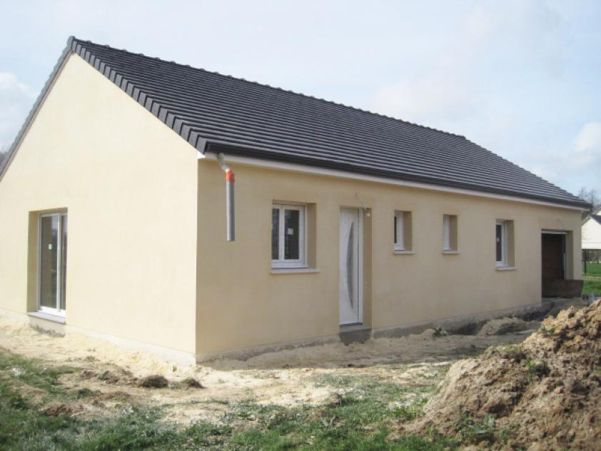 Construction d'une maison à Ouainville (76450) - Photo 1