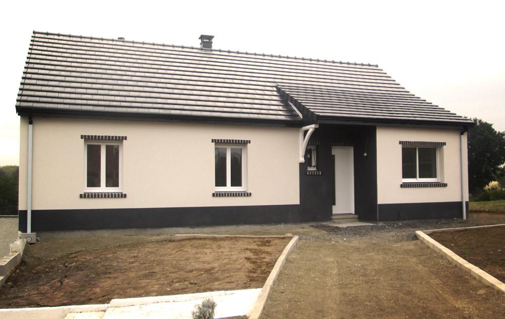 Construction d'une maison à PARGNY (80190)