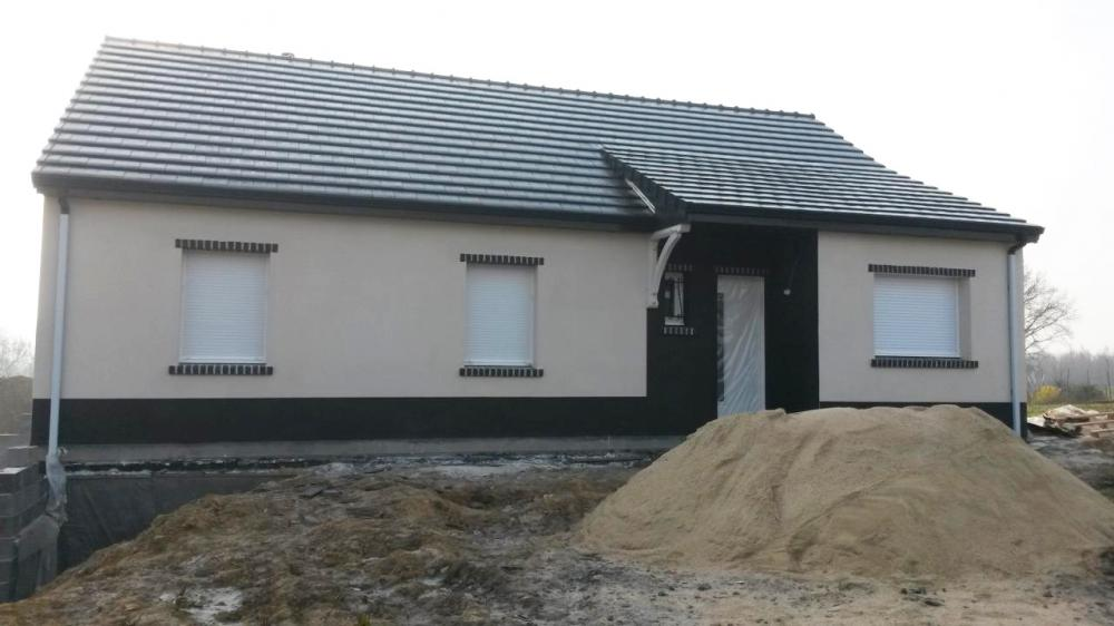 Construction d 39 une maison individuelle pargny for Construction d une maison individuelle